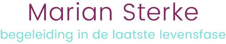 Marian Sterke - recensie Tekst van Rianne