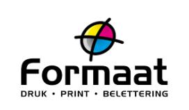Logo Drukkerij Formaat